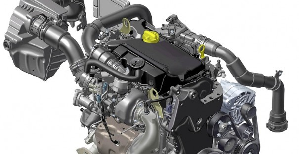 motor Renault Energy dCi 130