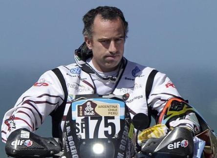 Jorge Boero dakar 2012