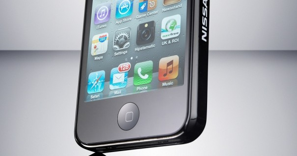 carcasa iPhone autorreparable