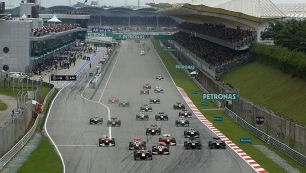 horario malasia f1 2012 sepang