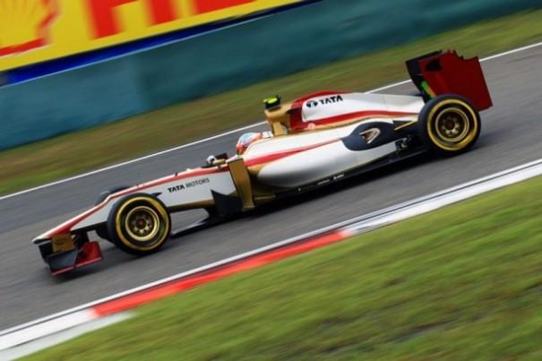 HRT no participará en los test de F1 2012 en Mugello
