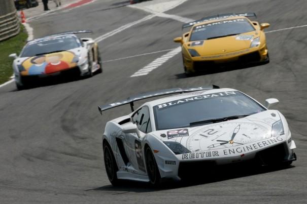 Super Trofeo Lamborghini Blancpain