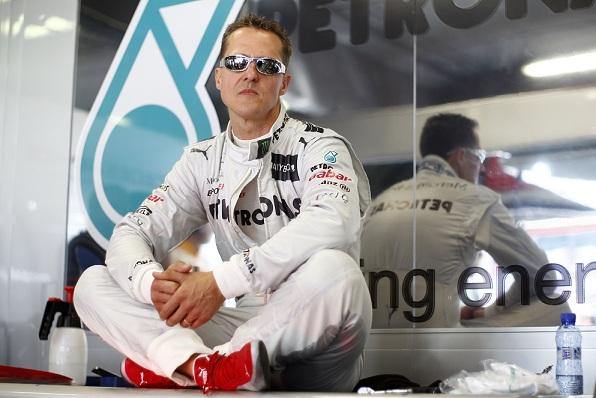 schumacher sancionado monaco f1 2012