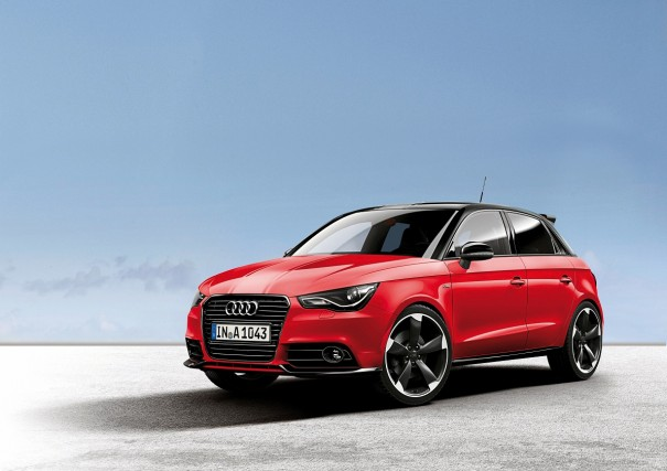 Audi A1 Amplified