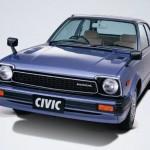 honda civic 2 generacion (1979 - 1983)