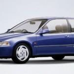 honda civic 5 generacion (1991 - 1995)