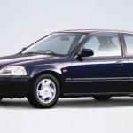 honda civic 6 generacion (1995 - 2000)
