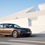 bmw serie 7 frontal