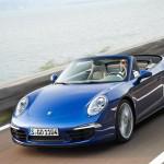 Porsche 911 Carrera 4 frontal