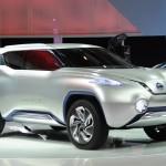 Nissan SUV TeRRA Concept