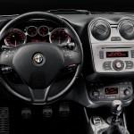 interior Alfa Romeo MiTo Sportiva