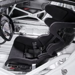 Porsche 911 GT3 Cup interior