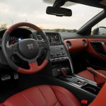 Interior GT-R 2013