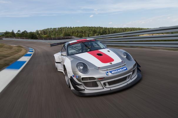 Porsche 911 GT3 R 2013