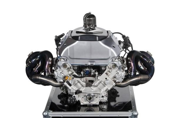 motor Renault RS27