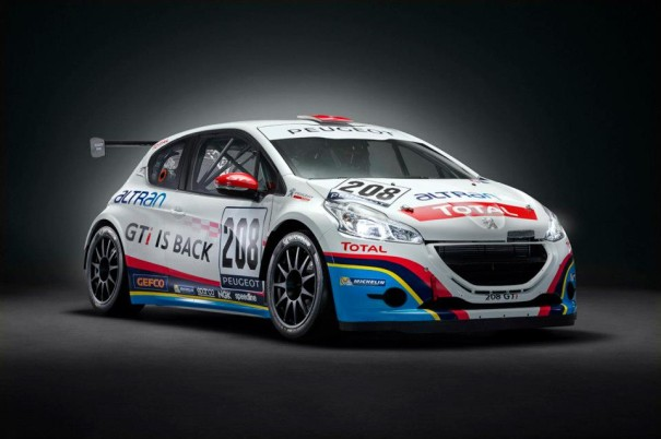 208 GTi Racing Cup