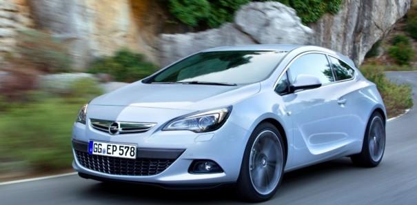 Opel Astra GTC 170 CV