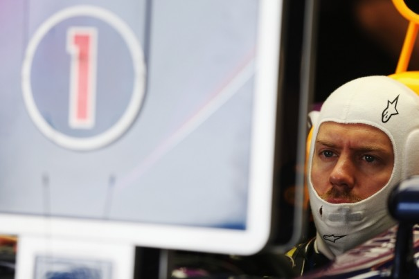 Vettel numero 1