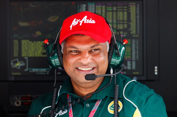 Tony Fernandes catherman