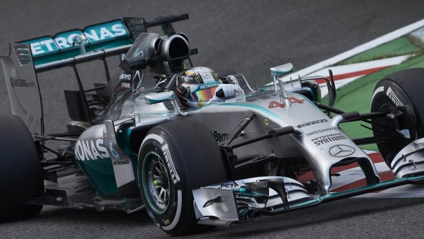 hamilton japon f1 2014 suzuka libres 2