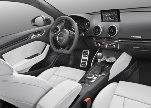 audi rs3 sportback 2015 interior