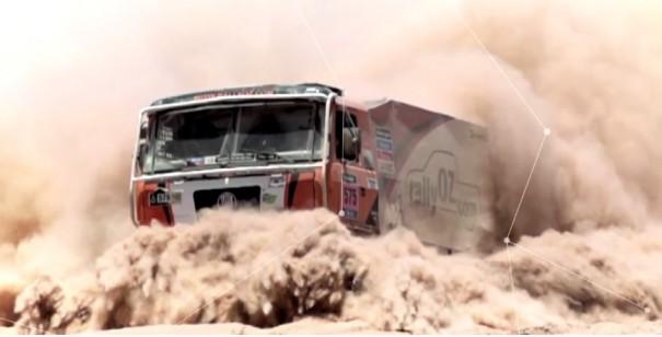 dakar 2015 video