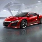 Acura NSX 2015 FRONTAL