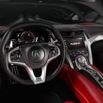 Acura NSX 2015 VOLANTE