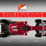 Ferrari SF15-T arriba