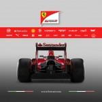 Ferrari SF15-T atras