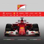 Ferrari SF15-T delante