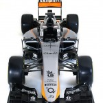 Force India VJM08 superior