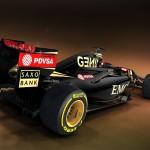 Lotus E23 Hybrid 2015
