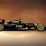 Lotus E23 Hybrid 2015 lateral