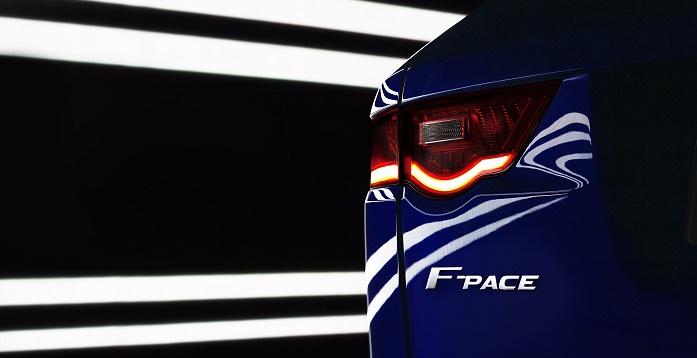 jaguar f-pace logotipo
