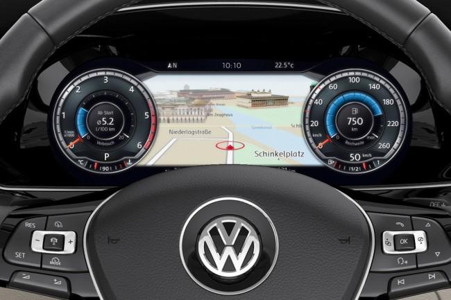 navegador GPS tomtom volkswagen