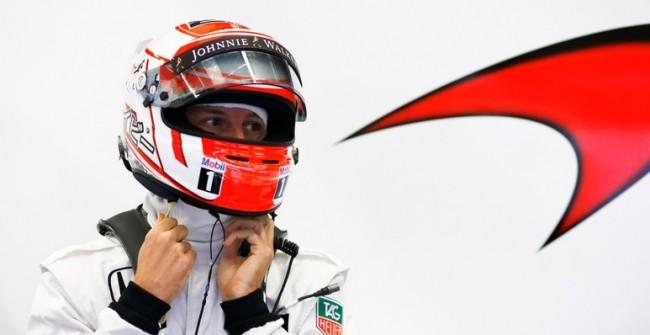 Button Mclaren Jerez 2015