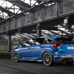 Ford Focus RS trasera