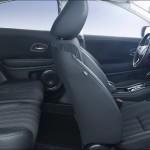 Honda HR V asientos
