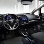 Honda Jazz 2015 interior