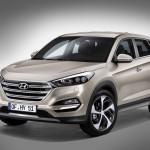 Hyundai Tucson 2015 frontal