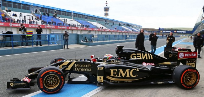 Lotus E23 Hybrid Jerez
