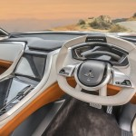 Concept GC-PHEV interior