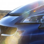Opel Corsa OPC frontal