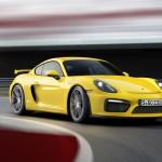 Porsche Cayman GT4 circuito