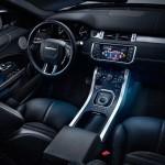 Range Rover Evoque 16MY interior