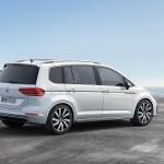 Volkswagen Touran 2015 blanco