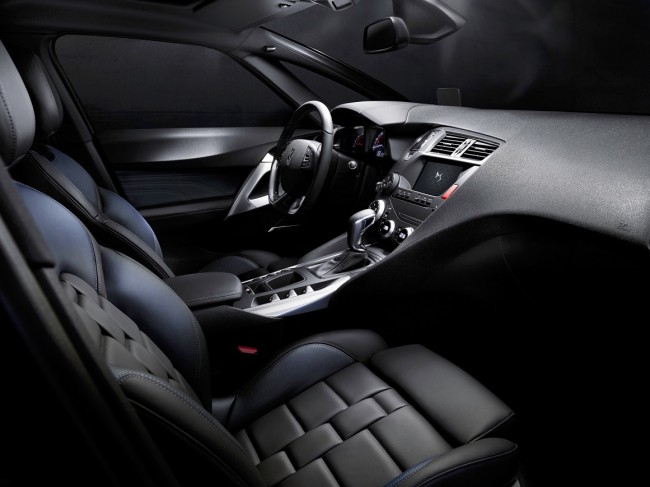citroen ds5 interior