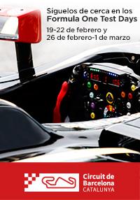 test f1 2015 barcelona