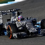 test 1 Ricciardo